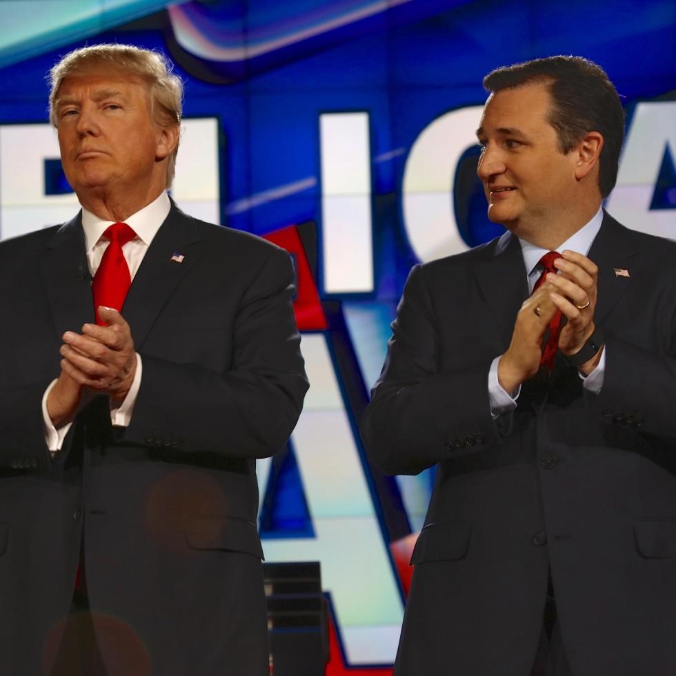 Trump & Cruz